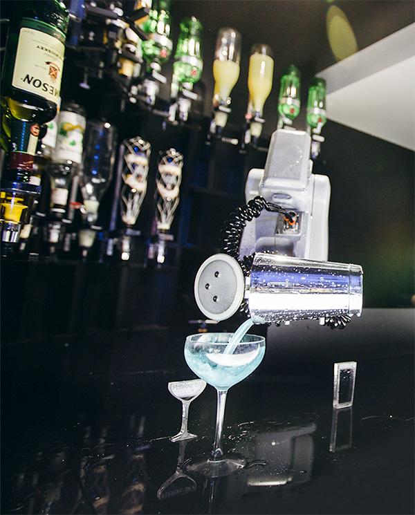 Bar Robotizado - Cocteles Robots